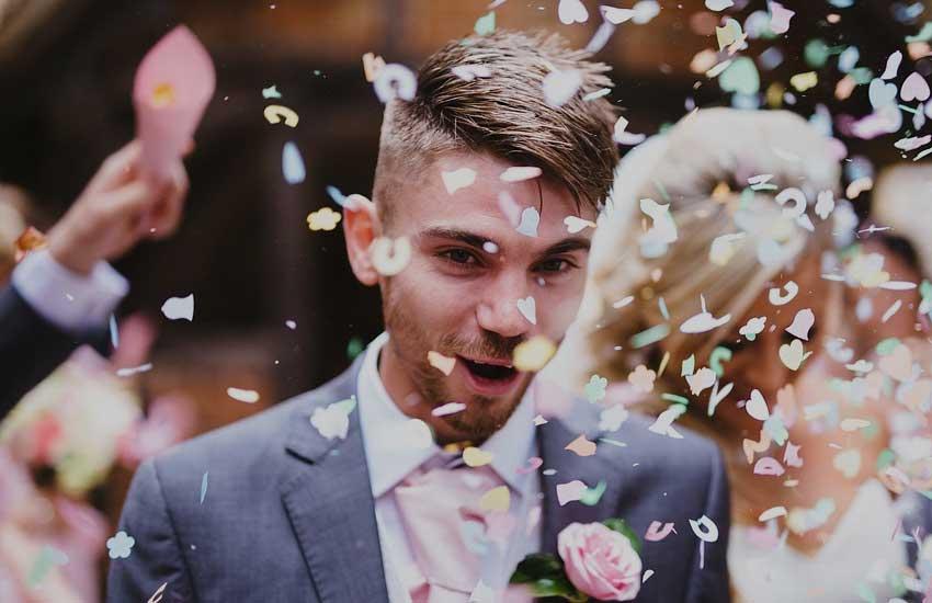 jullie trouwdag